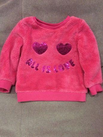 Тёплый свитер для девочки HM