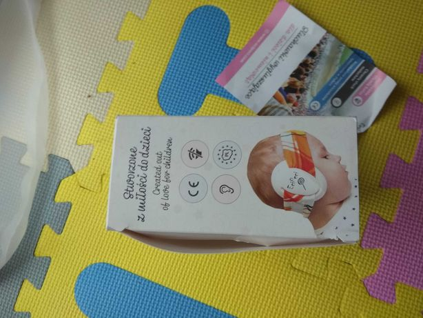 Słuchawki ochronne wygłuszające dla dzieci i niemowląt EciPeci.