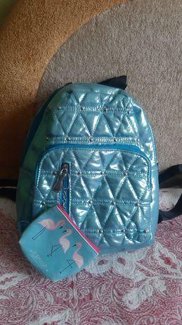 Рюкзак і гаманець