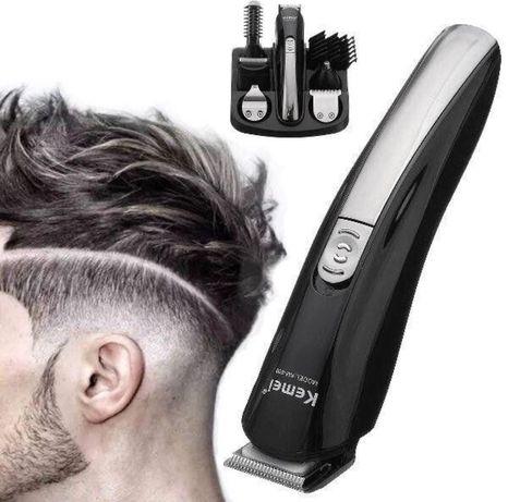 СКИДКА ! 11 В 1 Машинка триммер для стрижки волос KEMEI KM-600