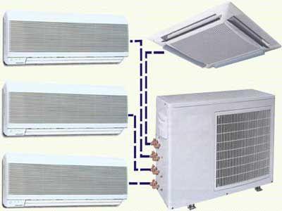 Проектирование, монтаж(установка) систем вентиляции, кондиционеров