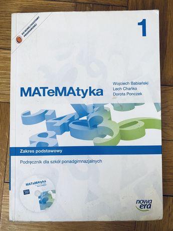 Nowa era matematyka matura zakres podstawowu podręcznik dla szkół pona