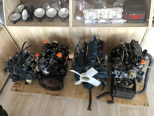 Двигун від японского мини трактора Kubota, Yanmar, mitsubishi