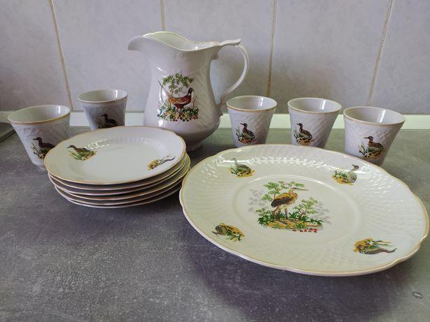 Посуда для охотничьего домика