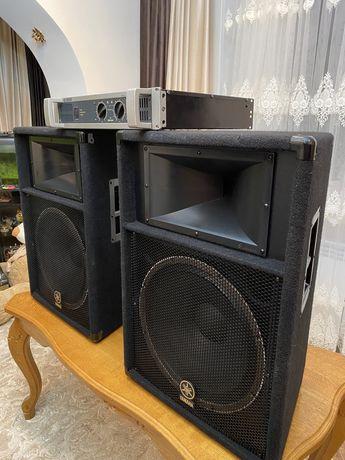 Продам Yamaha s115v. ( пара) Jbl, qsc, dynacord, rcf