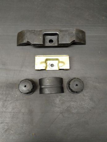 Gumy baku mocowanie uchwyt zaczep części Yamaha 125 DT R E RE X 88-06r