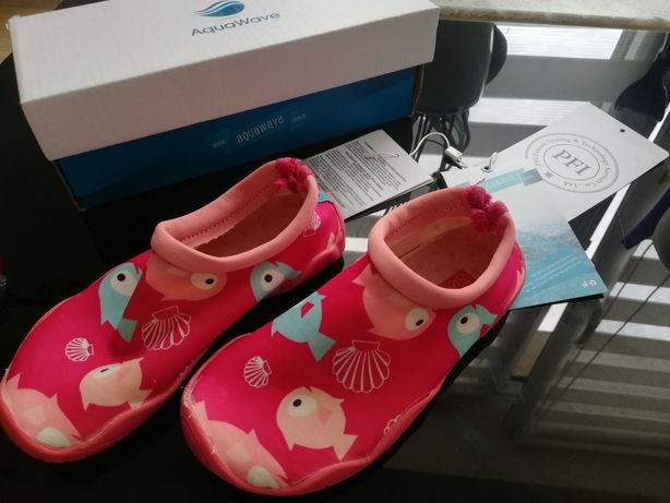 Buty do pływania AquaWave 29 wkładka 18cm