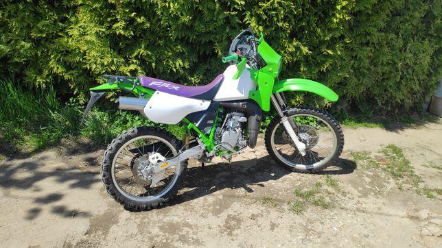 Kawasaki KMX 2001р. 125см. 22 к.с. До сезону готовий.