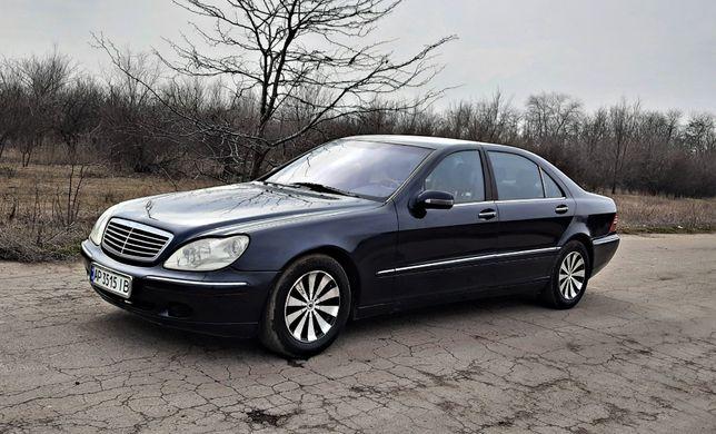 Mercedes-Benz S-class S500 w220