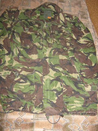 Камуфляж DPM военная куртка rip-stop - парка ВС Британия р.180/96 б-у