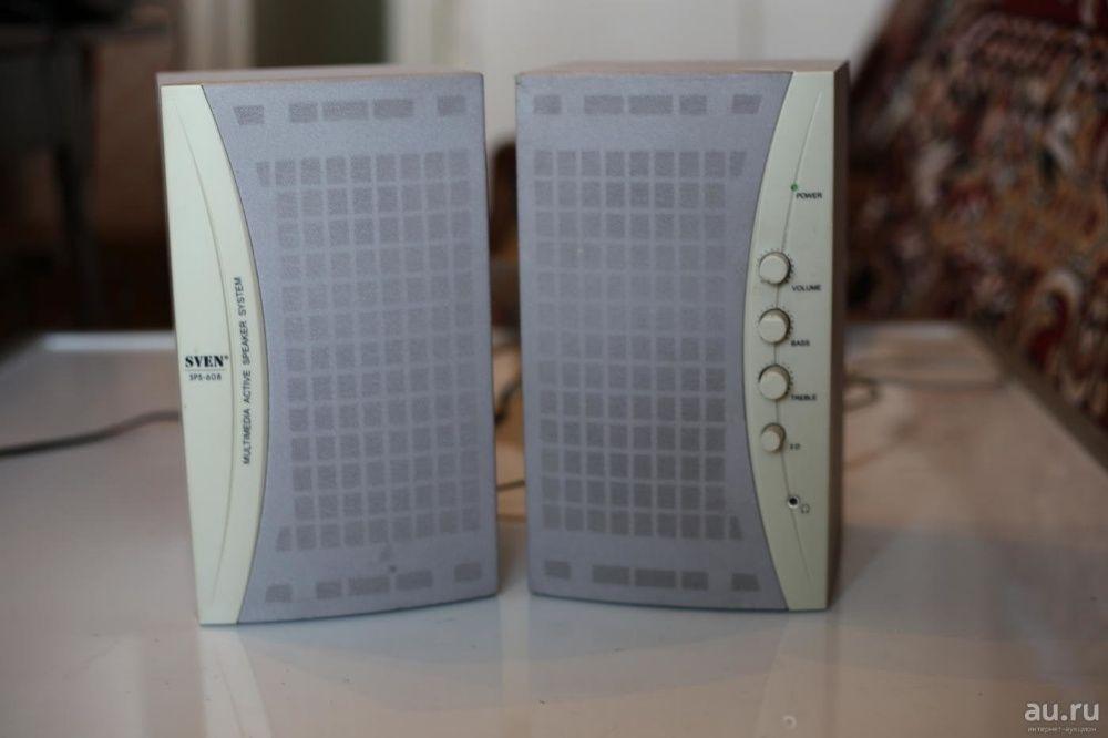 Колонки Sven sps 608 продажа обмен Донецк - изображение 1