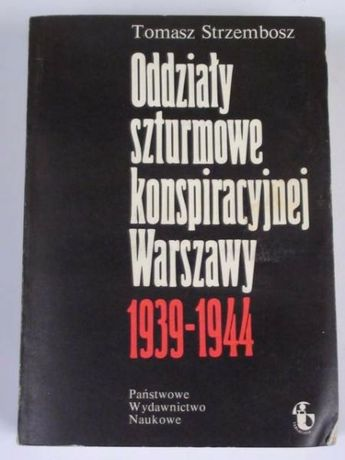 Oddziały Szturmowe Konspiracyjnej Warszawy