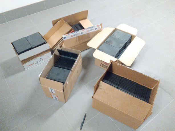 233 caixas para DVD
