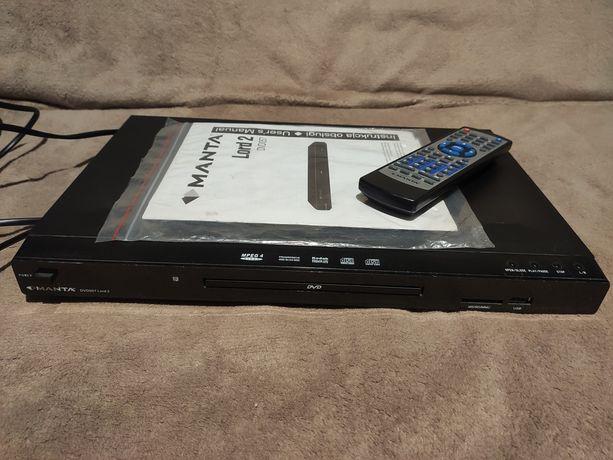 Odtwarzacz DVD Manta Lord 2 DVD057