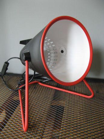 Lampka lampa prl dekoracyjna designerska biurkowa loft odnowiona