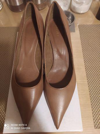 Туфли кожаные с Италии