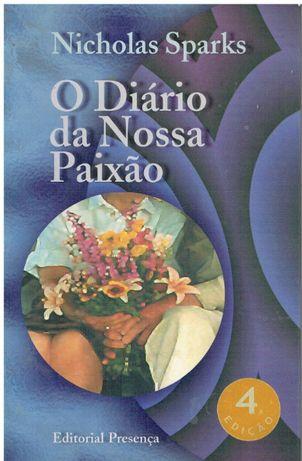 2547 O Diário da Nossa Paixão de Nicholas Sparks