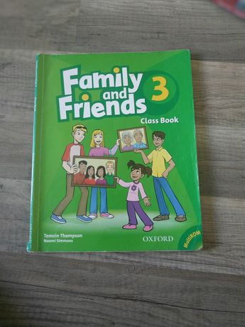 Продам Family and friends 3