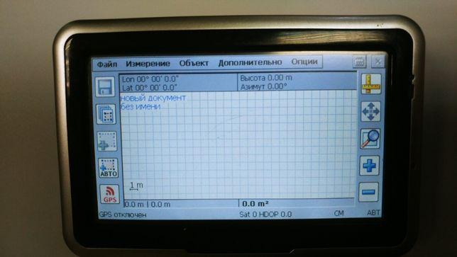 GPS-агрометр Holux a-58