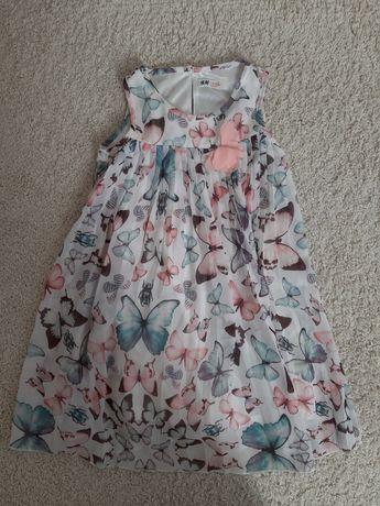 Sukienka H& M rozm.122
