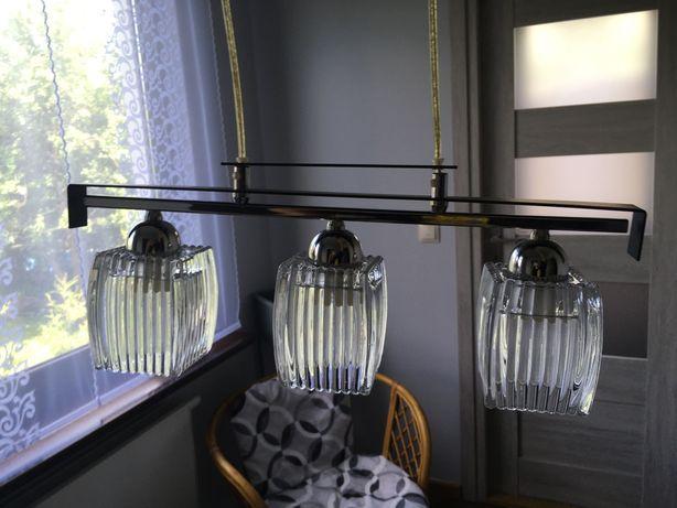 Lampa wisząca na 3 żarówki