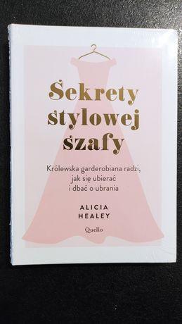 Książka Sekrety stylowej szafy