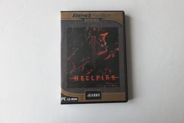 Gra PC Hellfire dodatek do gry Diablo I Sierra klasyk