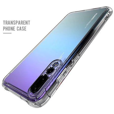 Capa Anti-xock Huawei Semi-rígida Mate 20 Pró / Y5 2019 / P30 Lite
