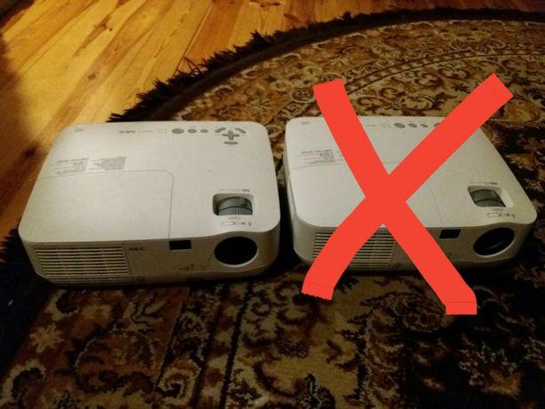 Uszkodzony projektor NEC NP 115