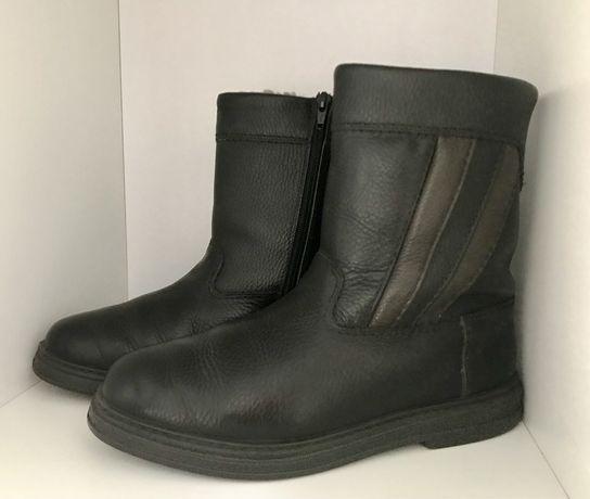 Чоловічі чоботи німецького бренду  Jomos.