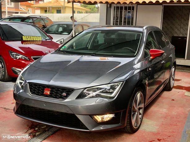 SEAT Leon ST 2.0 TDi FR DSG S/S