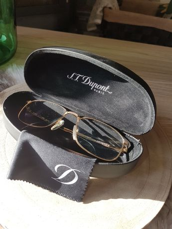 Óculos S.T.Dupont.