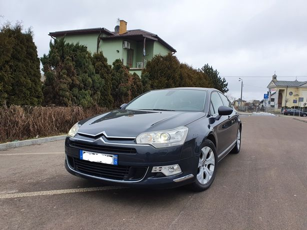 Citroen c5 2.0 hdi  SEDAN exclusive hydro