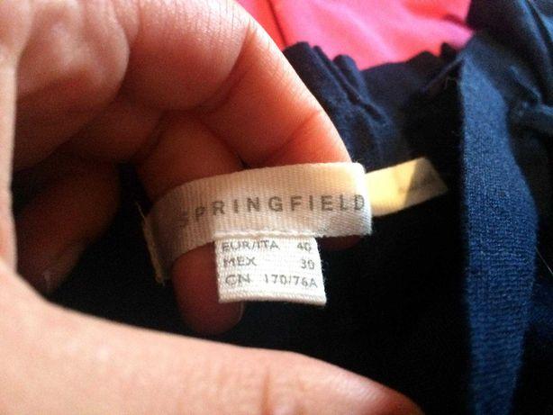 Calças de linho da Springfield