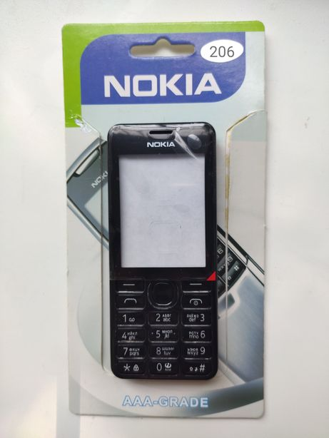Корпус Nokia 206