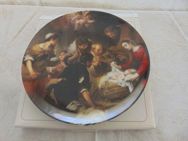 Prato Natal Vista Alegre 2002
