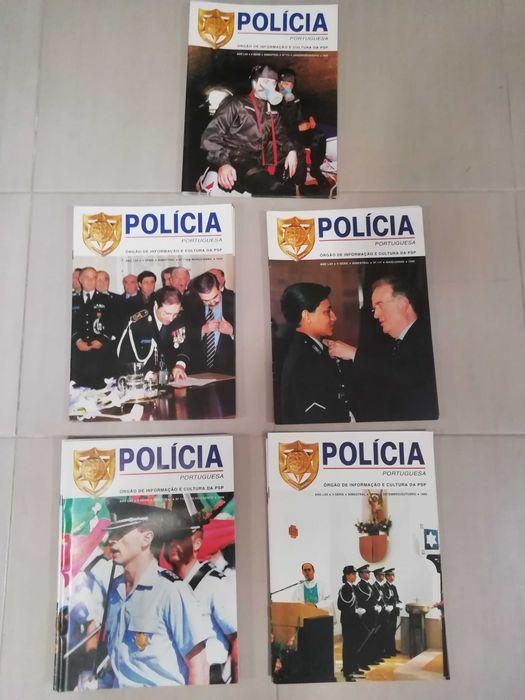 Revista da Polícia Portuguesa PSP Feitosa - imagem 1