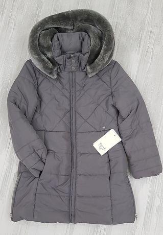 Куртка пальто весна осень зима Mayoral демисезон 7 8 9 лет 122 128 134