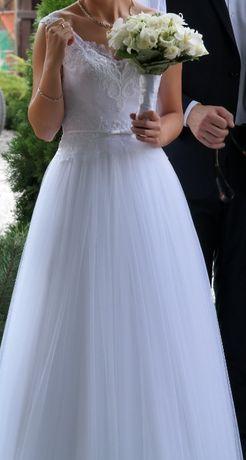 Suknia ślubna Nabla - Patie rozm. 34
