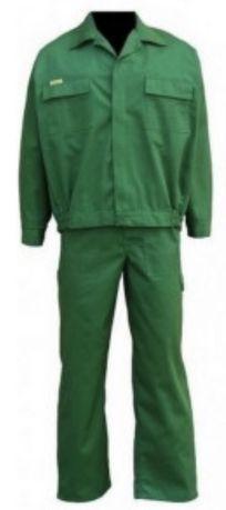 Ubranie robocze Master 182 NOWE Spodnie kurtka BHP