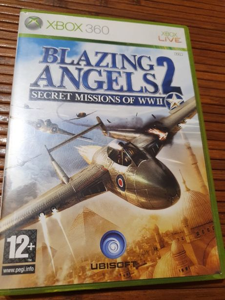 Blazing Angels 2 - Xbox 360