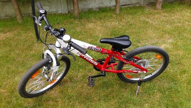 Rower Kross dla chłopca