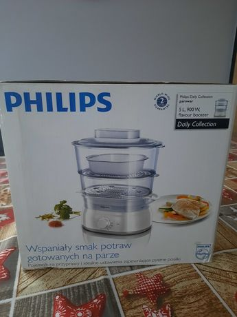 Parowar Philips Daily Collection HD9115/00 5l 900W