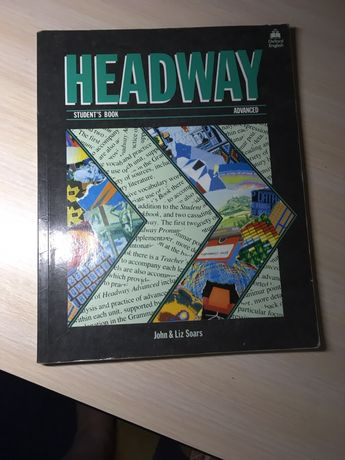 Headway- upper, advanced