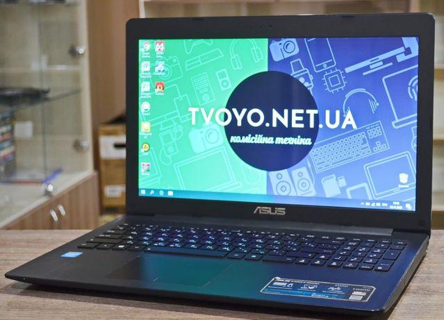 Ноутбук Asus (Celeron N2840 2.5ГГц/RAM 2ГБ/HDD 500Гб/Intel HD)TVOYO