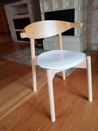 Krzesło drewniane Ikea