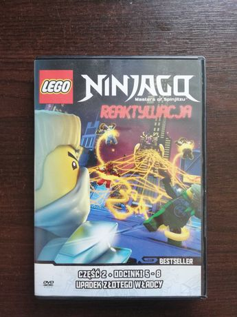 Bajka Dvd Ninjago Reaktywacja