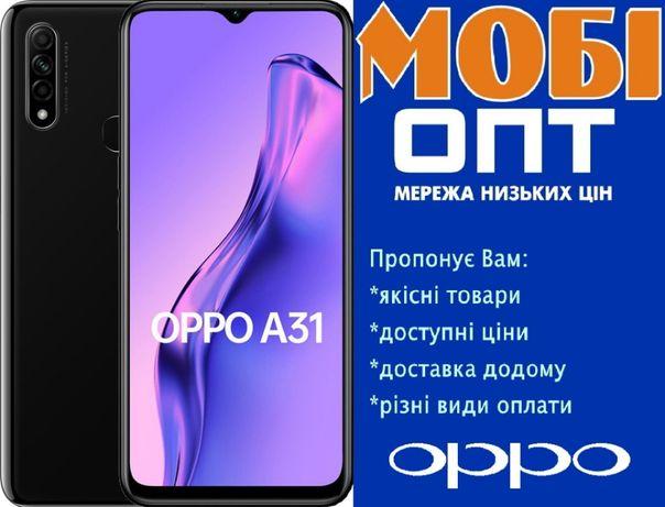 Oppo A31 4/64Gb Black НОВИЙ, в асортименті. БЕЗКОШТОВНА ДОСТАВКА