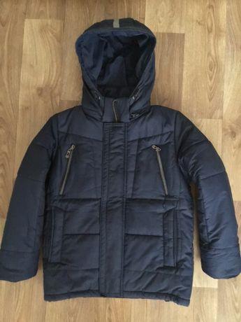 куртка пальто мальчик разные рост 134-140-146-152-168