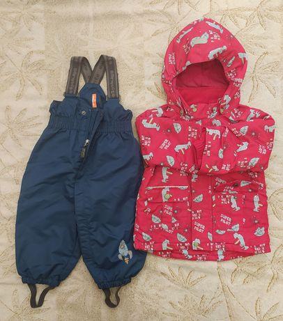 Куртка детская 92, комбинезон детский 80